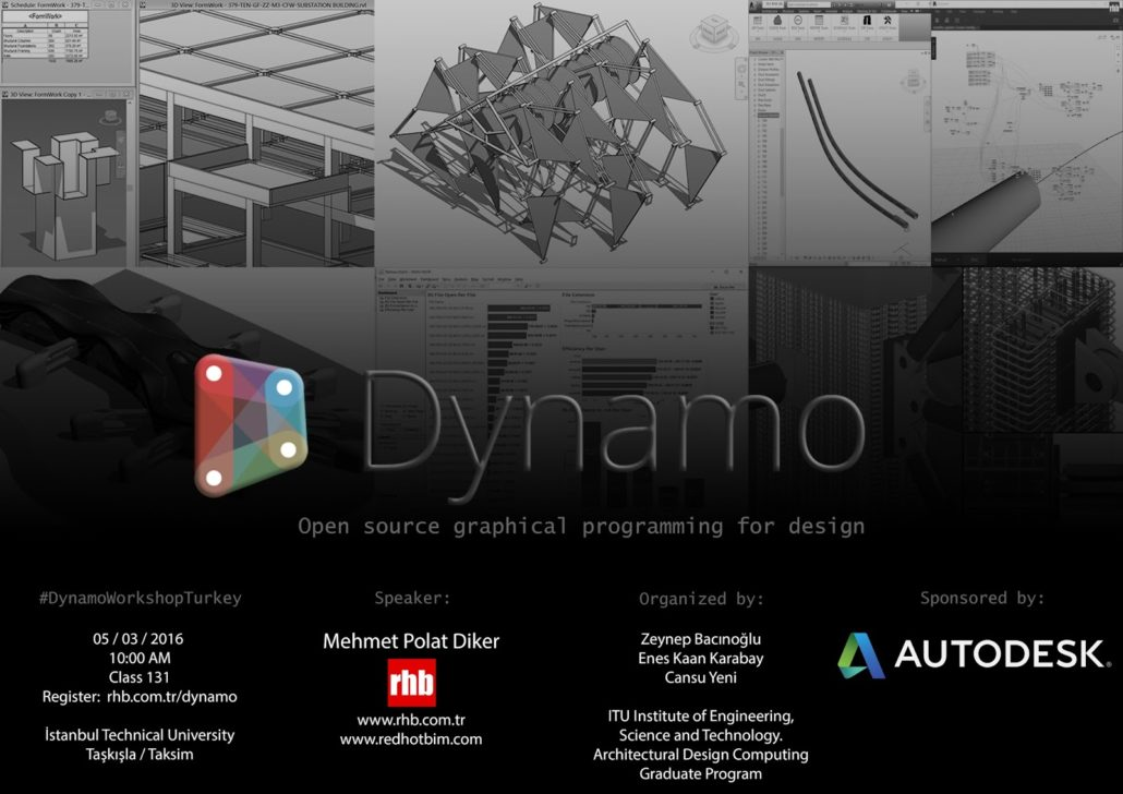 Dynamo Workshop Poster